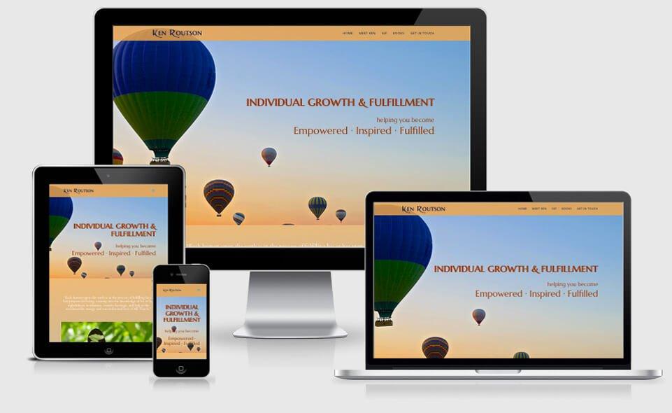 Ken Routson Website