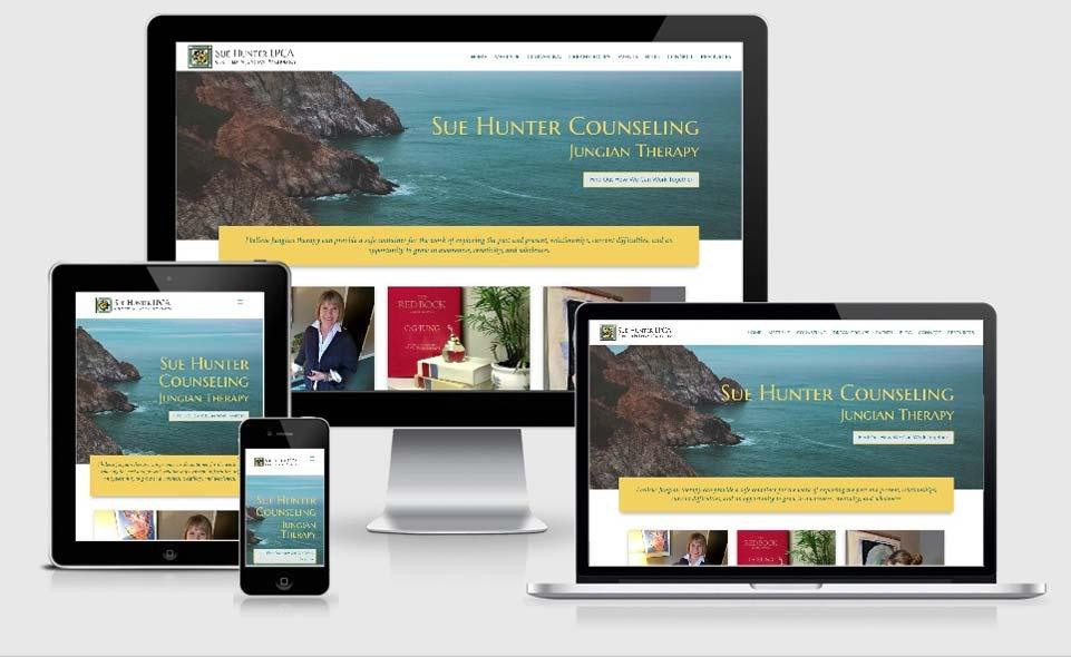 Sue Hunter LCPA website