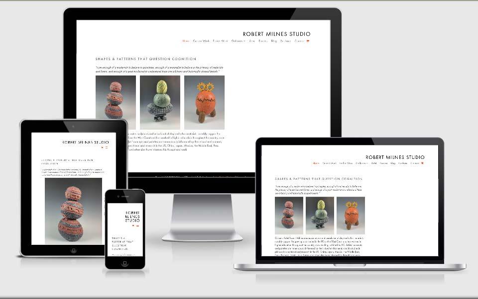 Mark Dobkin Studio website