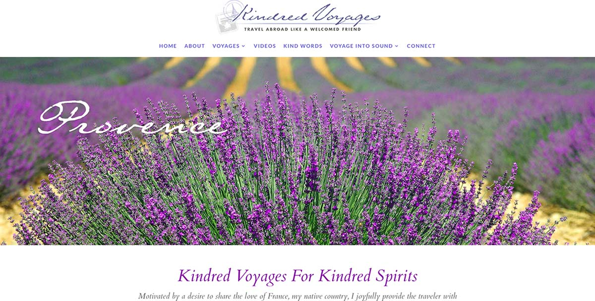 Kindred Voyages Travel To France