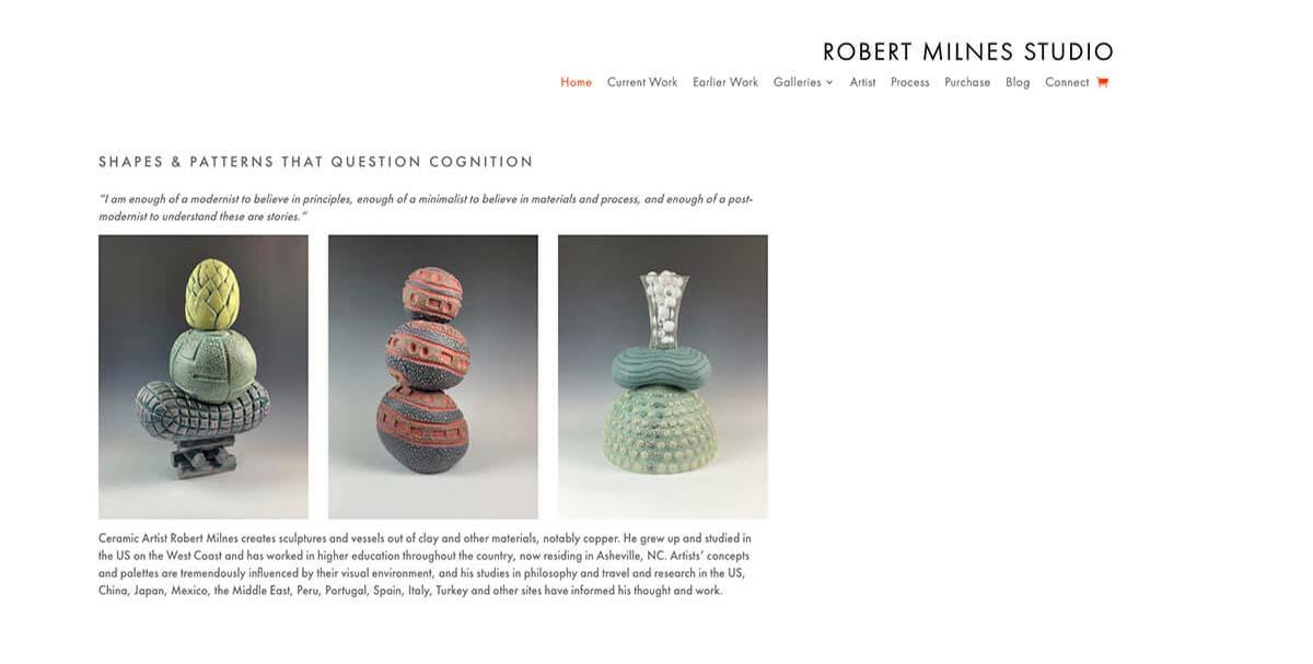 Robert Milnes Studio