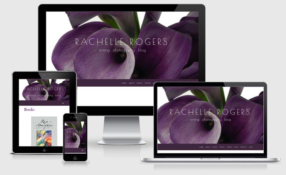 Rachelle Rogers website