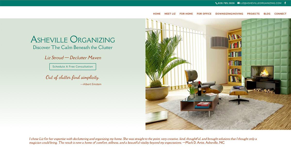 Asheville Organizing