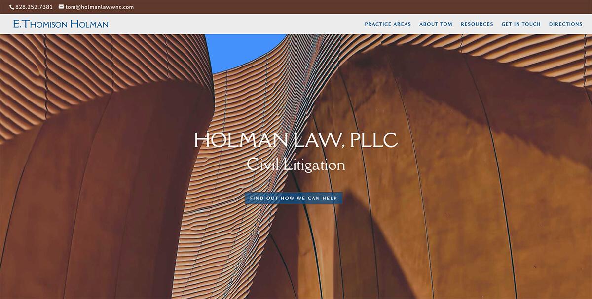 Holman Law