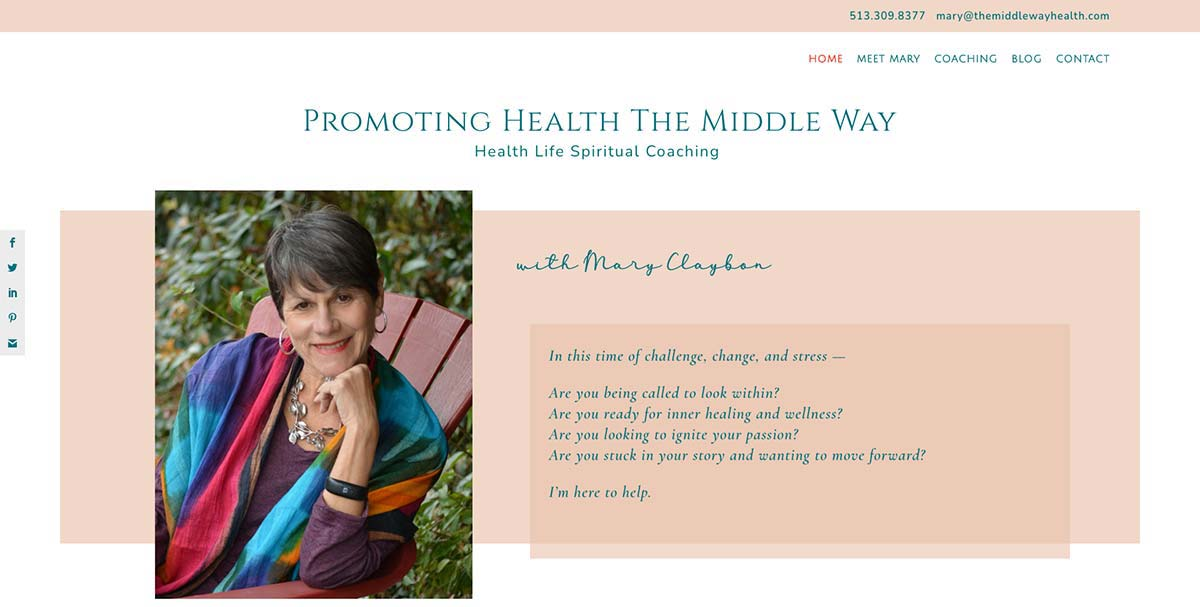 Promoting Health The Middle Way