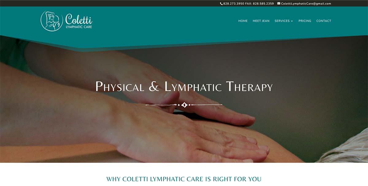 Jean Coletti Physical Therapist